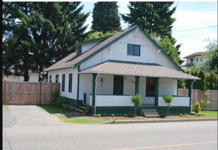 9340 WILLIAMS STREET - Chilliwack E Young-Yale House/Single Family for sale, 3 Bedrooms (R2604008)