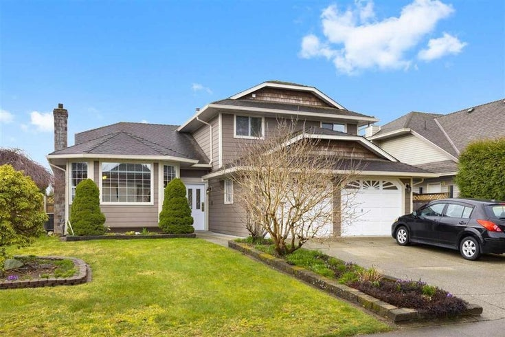 32066 SORRENTO AVENUE - Abbotsford West House/Single Family for sale, 4 Bedrooms (R2604028)