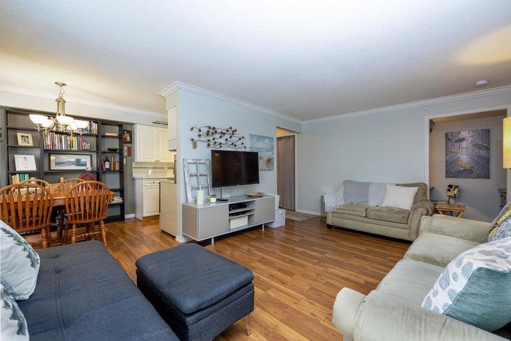 4 2445 KELLY AVENUE - Central Pt Coquitlam Apartment/Condo for sale, 1 Bedroom (R2604043)