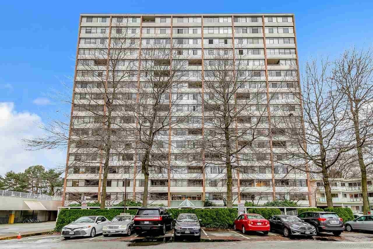 1412 6611 MINORU BOULEVARD - Brighouse Apartment/Condo for sale, 2 Bedrooms (R2604058)