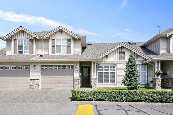 140 6450 VEDDER ROAD - Sardis East Vedder Rd Townhouse for sale, 3 Bedrooms (R2604059)