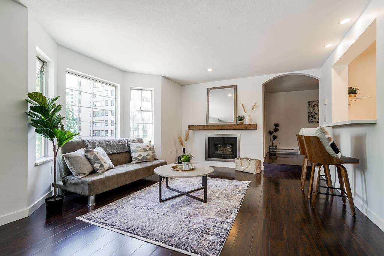 305 828 GILFORD STREET - West End VW Apartment/Condo for sale, 2 Bedrooms (R2604081) - #1
