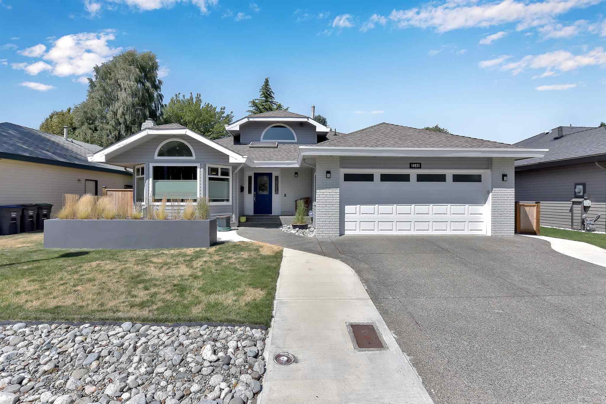 14931 20 AVENUE - Sunnyside Park Surrey House/Single Family for sale, 3 Bedrooms (R2604087)