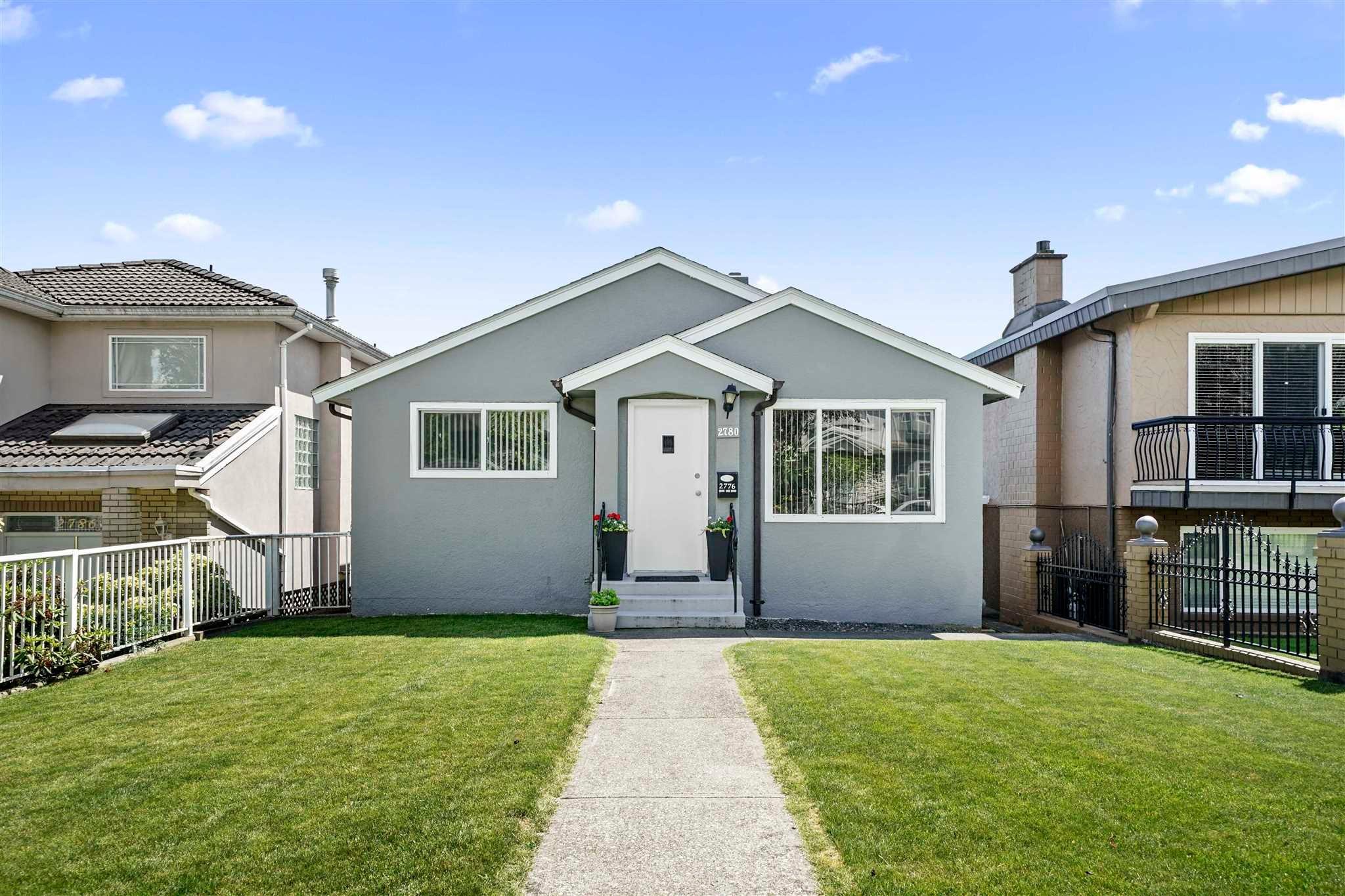 2780 E 7TH AVENUE - Renfrew VE House/Single Family for sale, 5 Bedrooms (R2604109) - #1