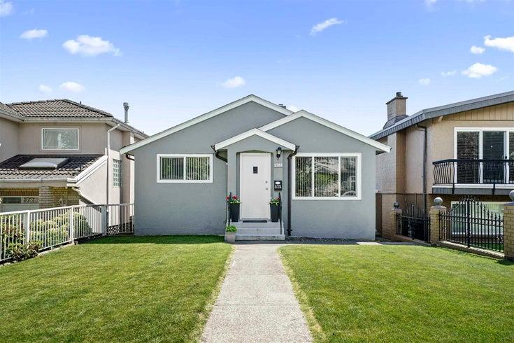 2780 E 7TH AVENUE - Renfrew VE House/Single Family for sale, 5 Bedrooms (R2604109)