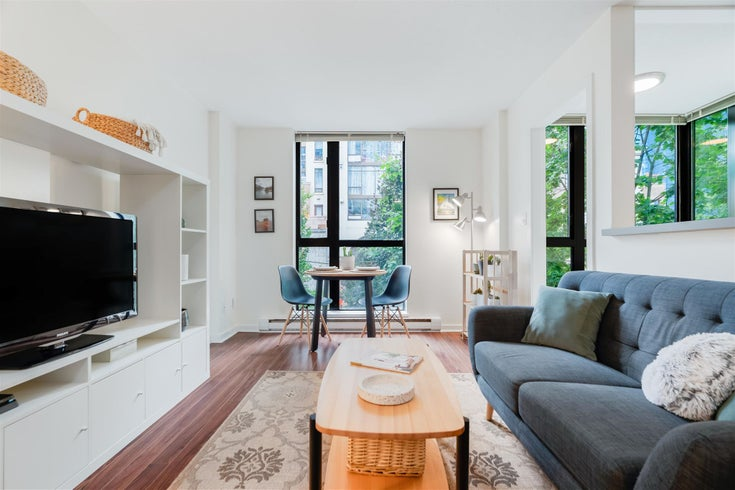 311 1295 RICHARDS STREET - Downtown VW Apartment/Condo for sale(R2604115)