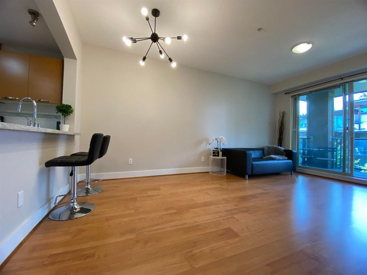 304 7428 BYRNEPARK WALK - South Slope Apartment/Condo for sale, 1 Bedroom (R2604124)