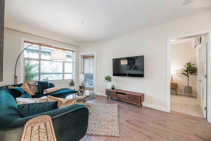 308 20325 85 AVENUE - Willoughby Heights Apartment/Condo for sale, 2 Bedrooms (R2604126)