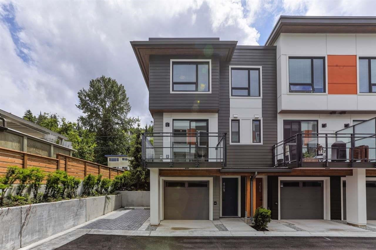 409 3021 ST GEORGE STREET - Port Moody Centre Townhouse for sale, 3 Bedrooms (R2604134) - #26