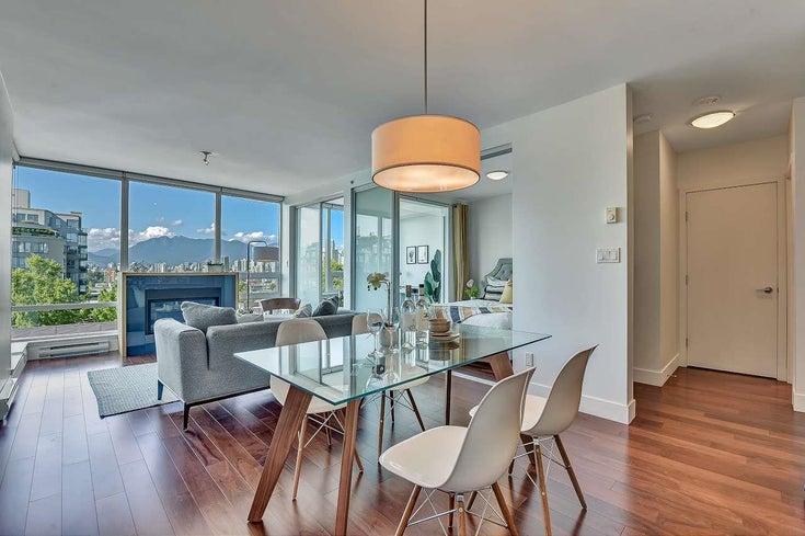 508 1675 W 8TH AVENUE - Kitsilano Apartment/Condo for sale, 2 Bedrooms (R2604147)
