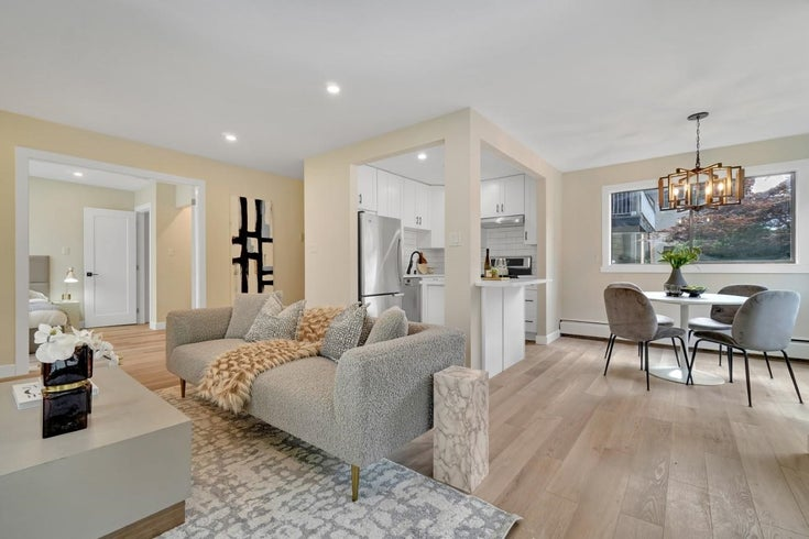 206 330 W 2ND STREET - Lower Lonsdale Apartment/Condo for sale, 2 Bedrooms (R2604160)