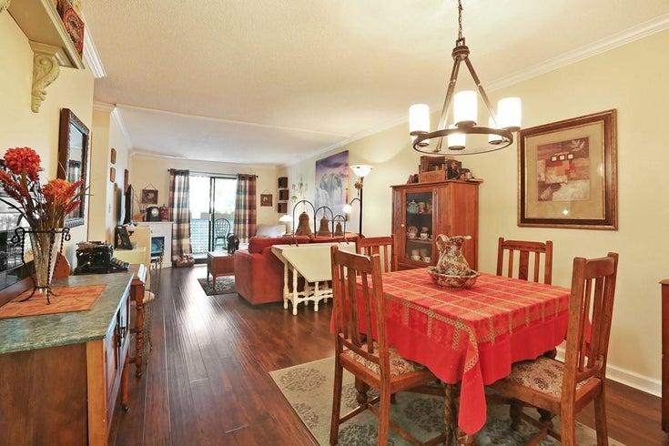 316 17661 58A AVENUE - Cloverdale BC Apartment/Condo for sale, 1 Bedroom (R2604161)