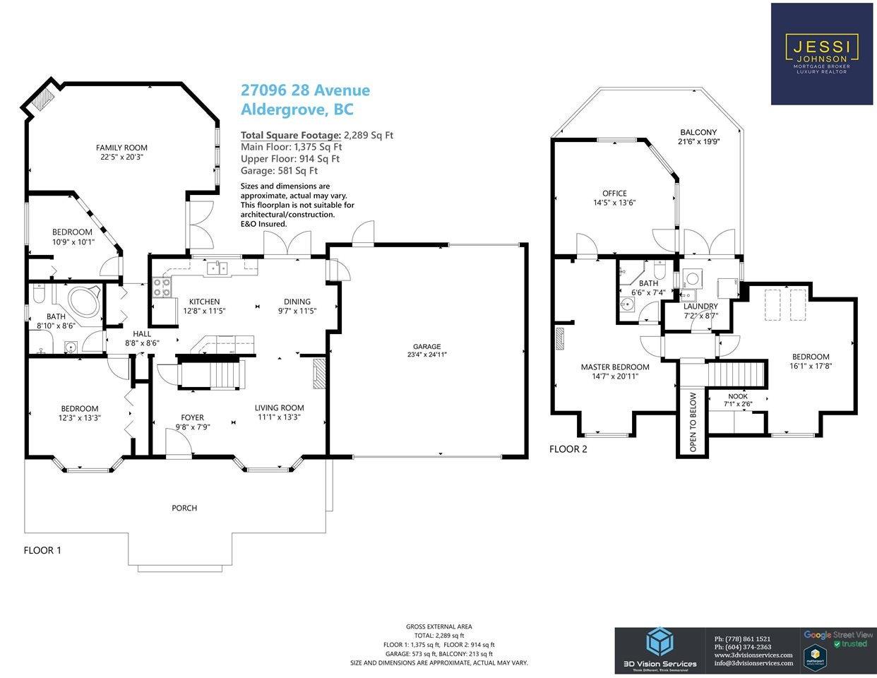 27096 28 AVENUE - Aldergrove Langley House/Single Family for sale, 3 Bedrooms (R2604167) - #40
