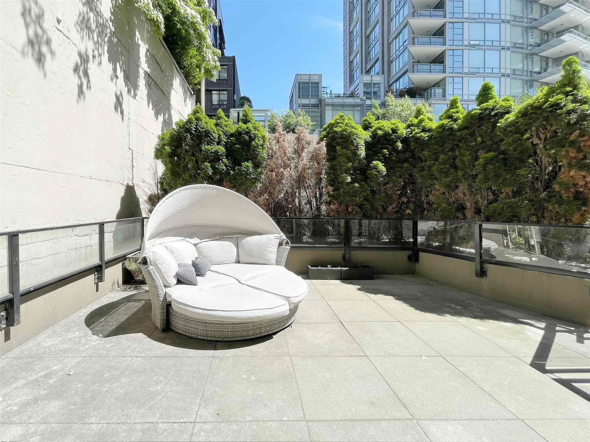 101 1252 HORNBY STREET - Downtown VW Apartment/Condo for sale, 1 Bedroom (R2604180) - #14