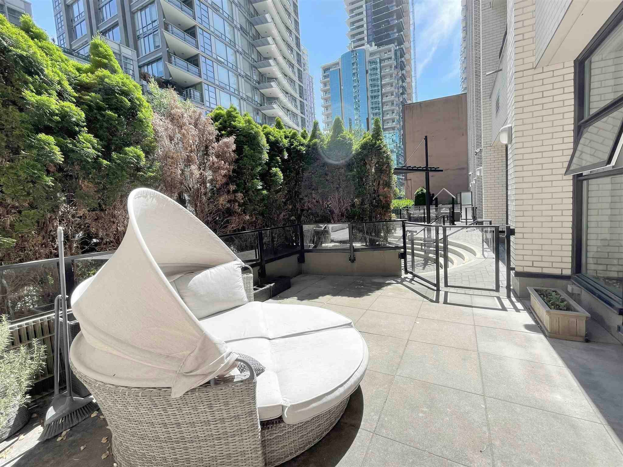 101 1252 HORNBY STREET - Downtown VW Apartment/Condo for sale, 1 Bedroom (R2604180) - #16