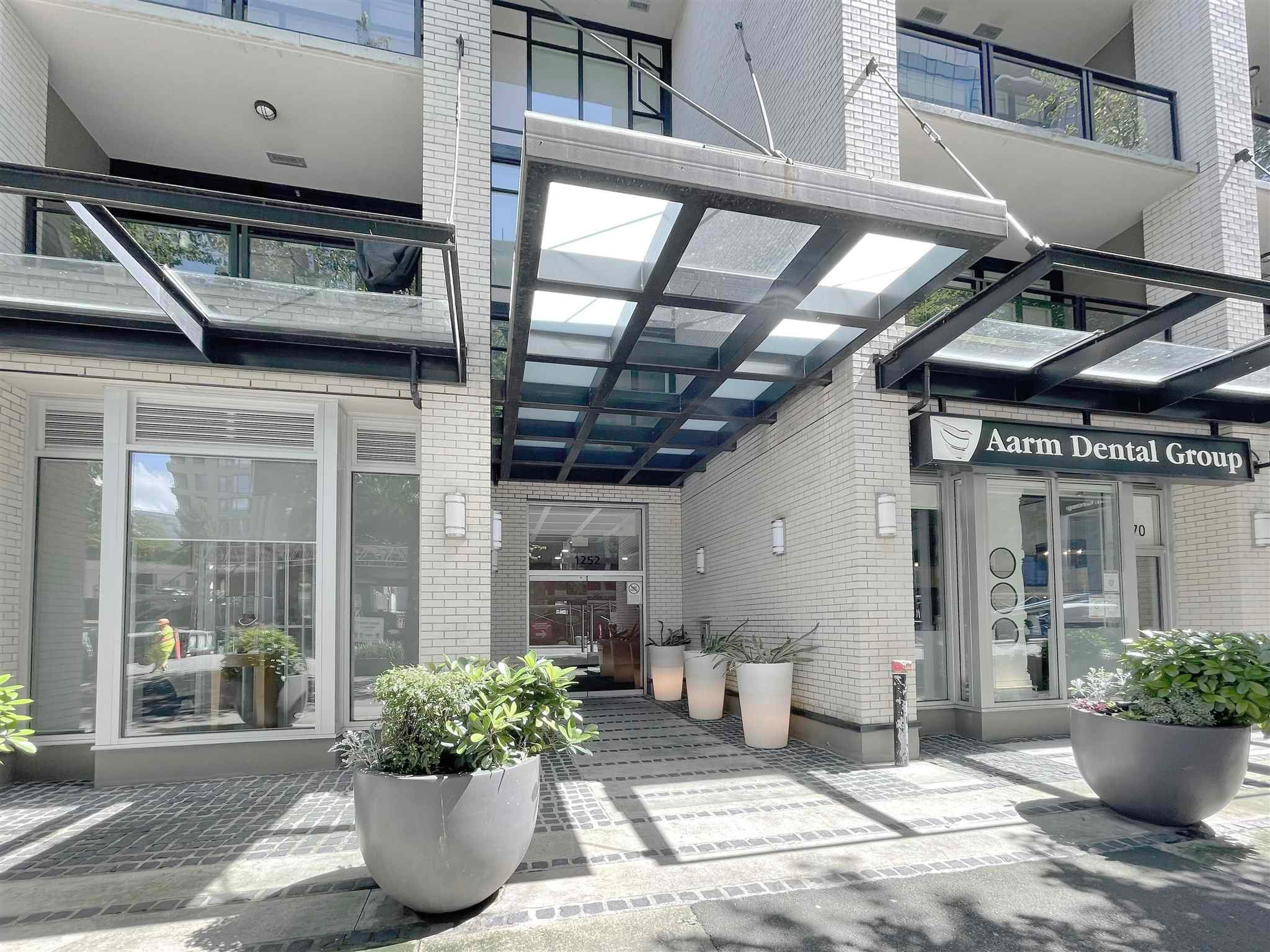 101 1252 HORNBY STREET - Downtown VW Apartment/Condo for sale, 1 Bedroom (R2604180) - #27