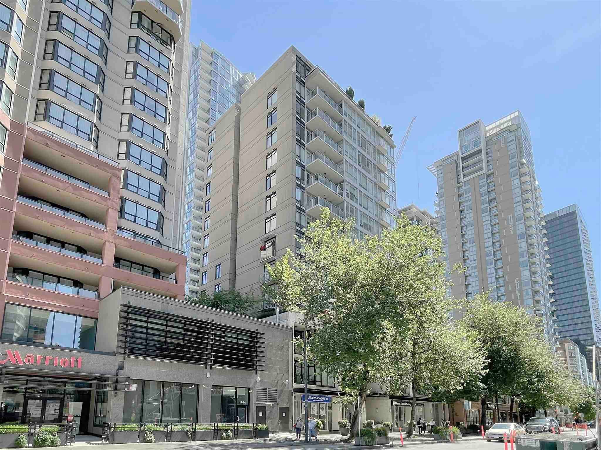101 1252 HORNBY STREET - Downtown VW Apartment/Condo for sale, 1 Bedroom (R2604180) - #28