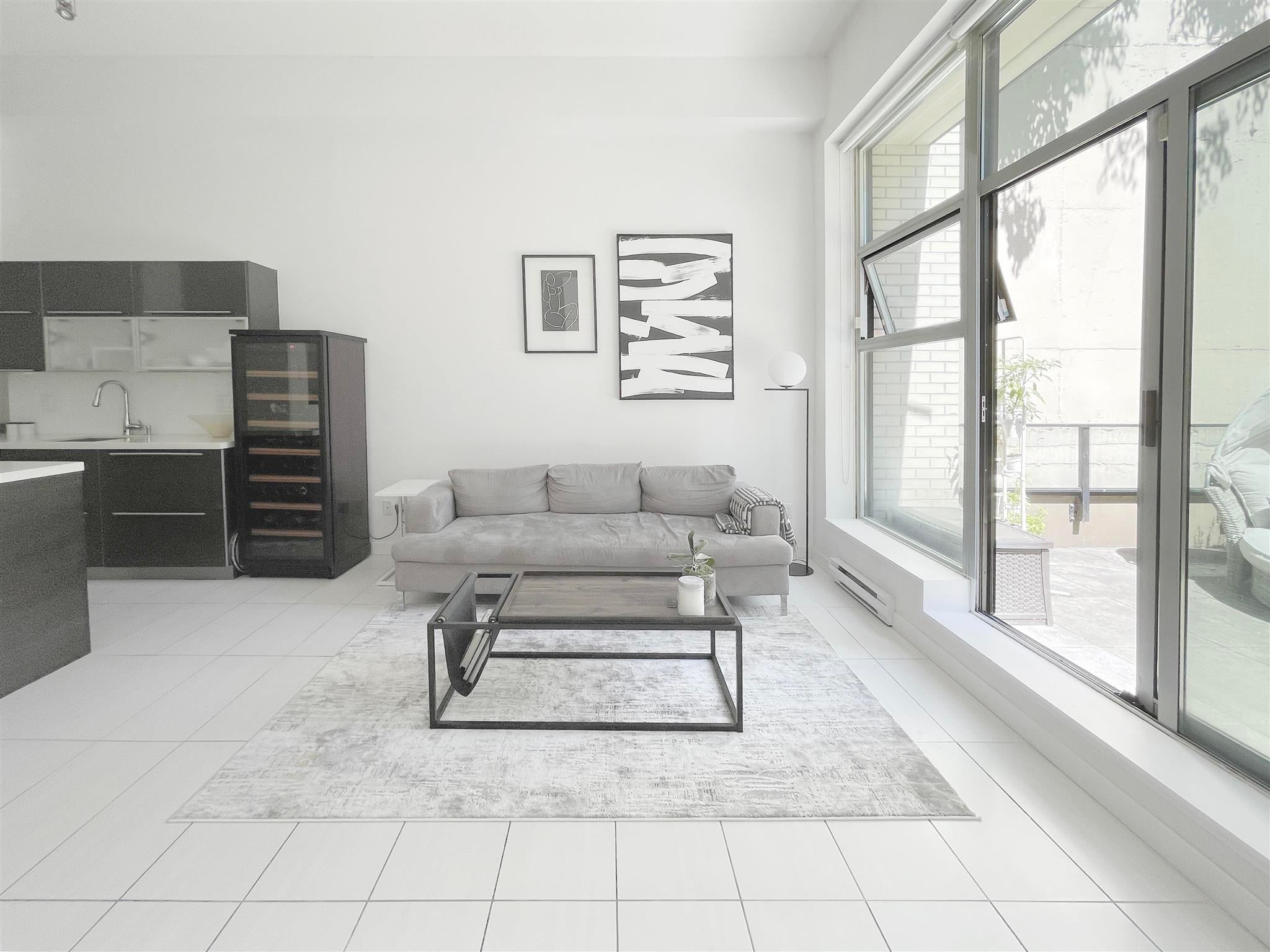 101 1252 HORNBY STREET - Downtown VW Apartment/Condo for sale, 1 Bedroom (R2604180) - #4