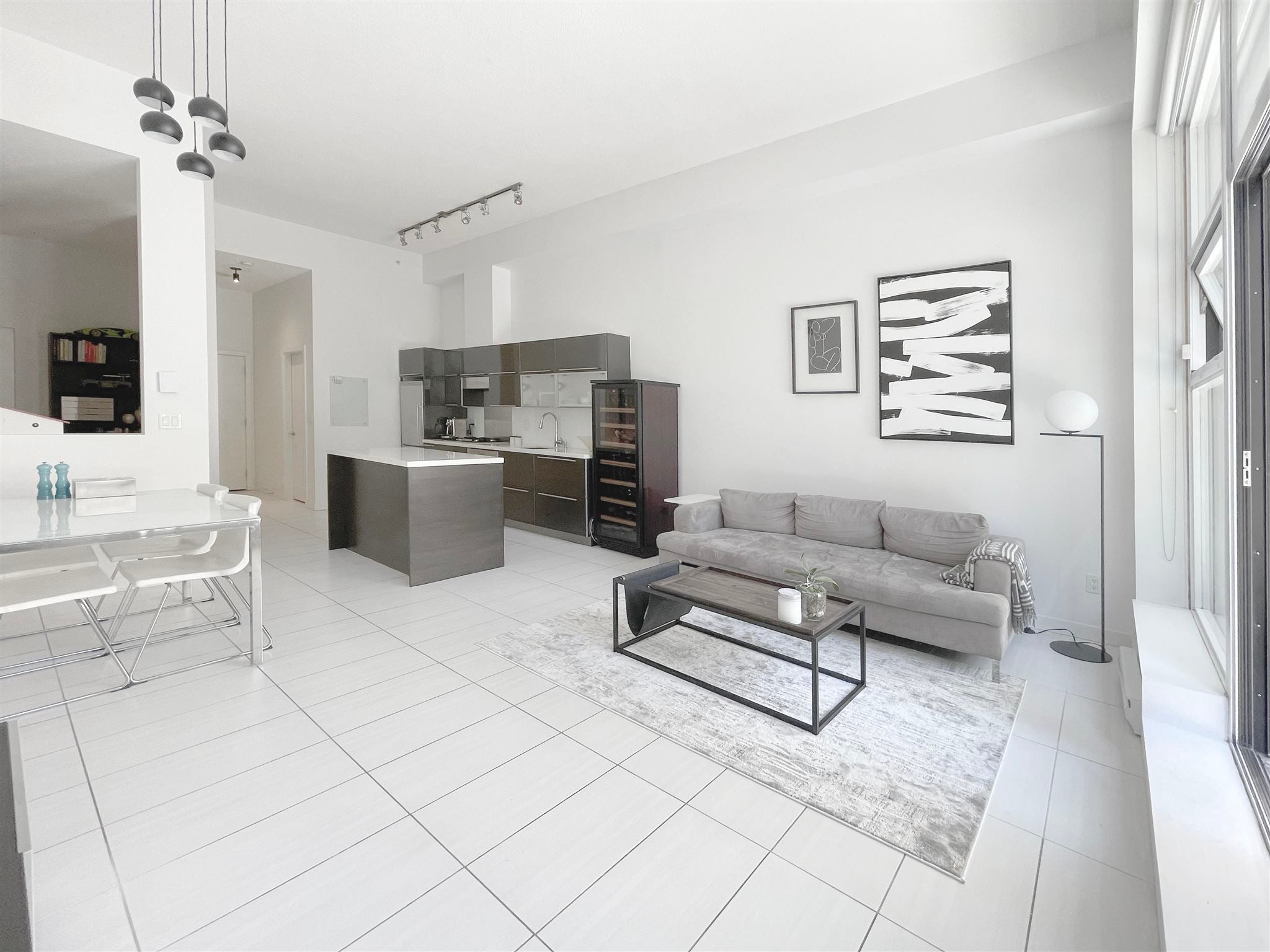 101 1252 HORNBY STREET - Downtown VW Apartment/Condo for sale, 1 Bedroom (R2604180) - #5