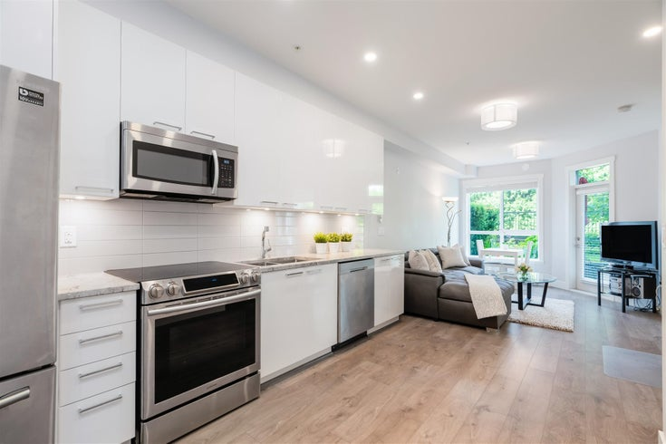 104 22315 122 AVENUE - West Central Apartment/Condo for sale, 1 Bedroom (R2604190)
