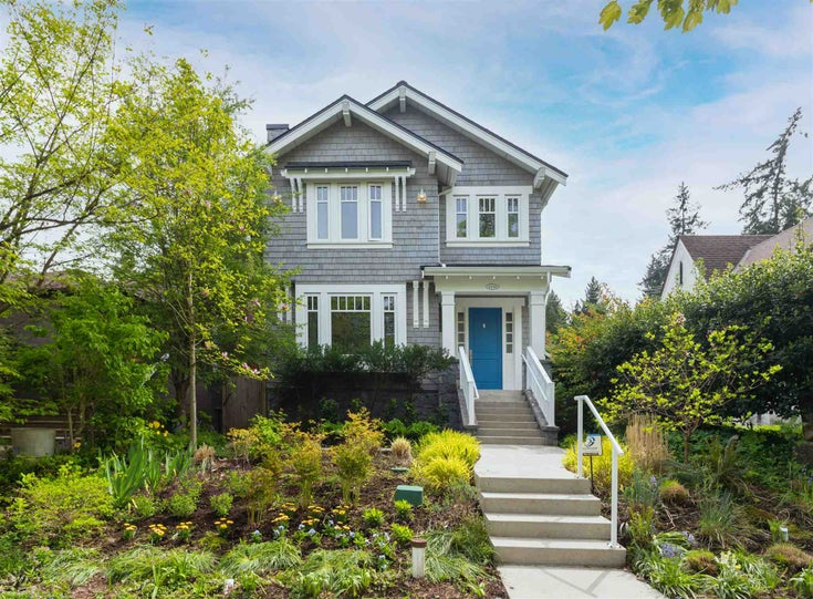 4558 W 15TH AVENUE - Point Grey House/Single Family for sale, 4 Bedrooms (R2604200)