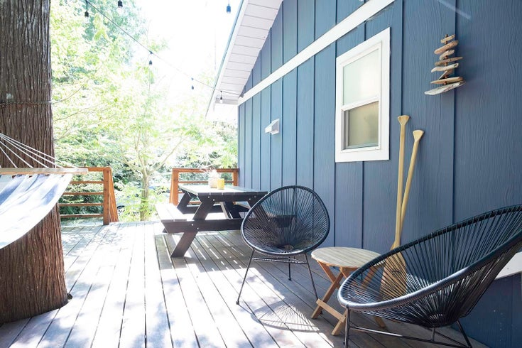 4 13651 CAMP BURLEY ROAD - Pender Harbour Egmont House/Single Family for sale, 2 Bedrooms (R2604215)
