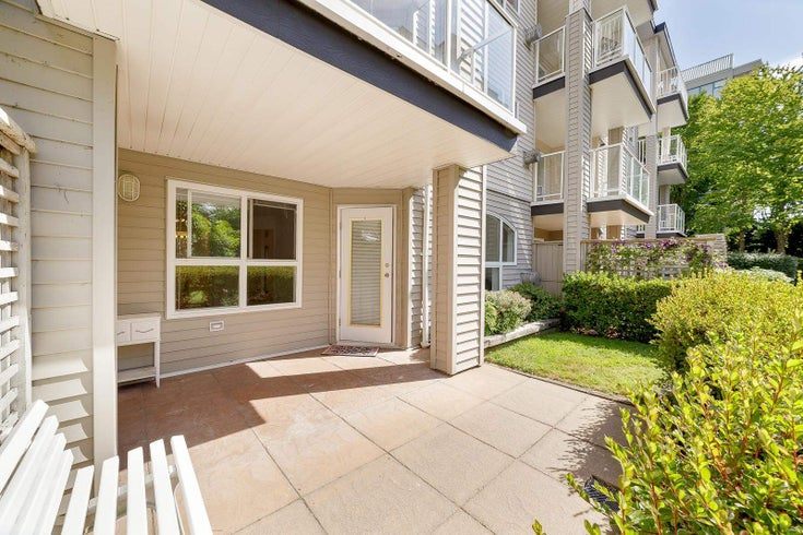 106 1588 BEST STREET - White Rock Apartment/Condo for sale, 1 Bedroom (R2604238)