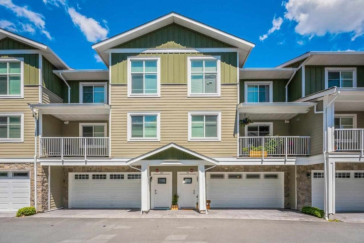 21 32921 14TH AVENUE - Mission BC Townhouse for sale, 3 Bedrooms (R2604247)