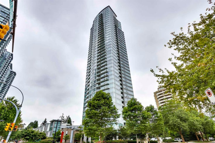 2805 4880 BENNETT STREET - Metrotown Apartment/Condo for sale, 2 Bedrooms (R2604251)
