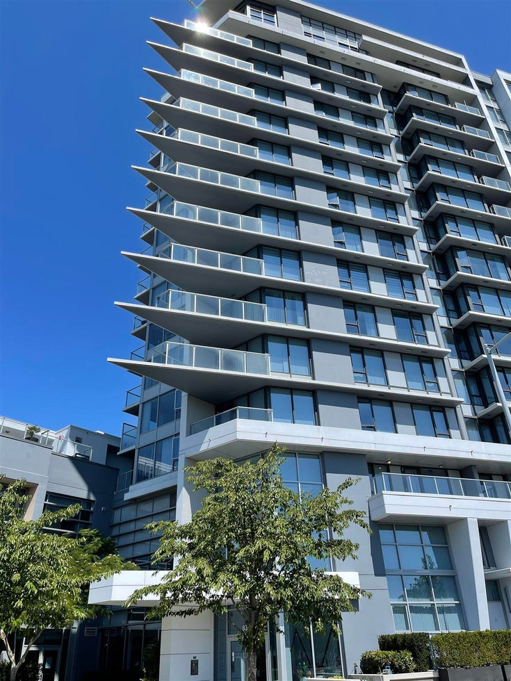 608 8333 SWEET AVENUE - West Cambie Apartment/Condo for sale, 1 Bedroom (R2604273)