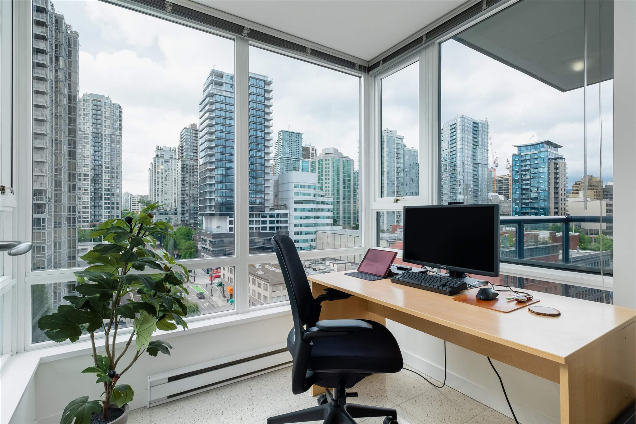 1508 928 BEATTY STREET - Yaletown Apartment/Condo for sale, 1 Bedroom (R2604287) - #1