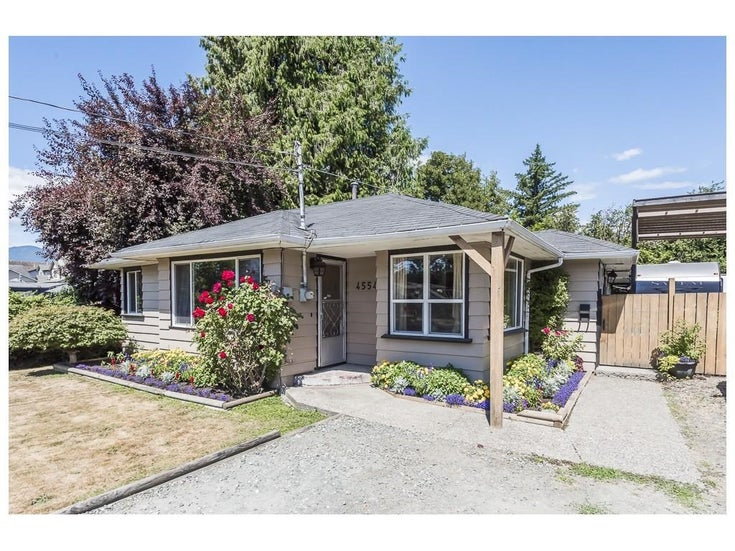 45545 BERNARD AVENUE - Chilliwack W Young-Well House/Single Family for sale, 3 Bedrooms (R2604311)