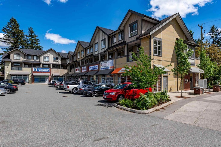 222 32083 HILLCREST AVENUE - Abbotsford West Townhouse for sale, 3 Bedrooms (R2604333)