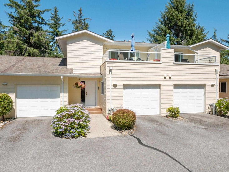 307 1585 FIELD ROAD - Sechelt District Townhouse for sale, 2 Bedrooms (R2604335)