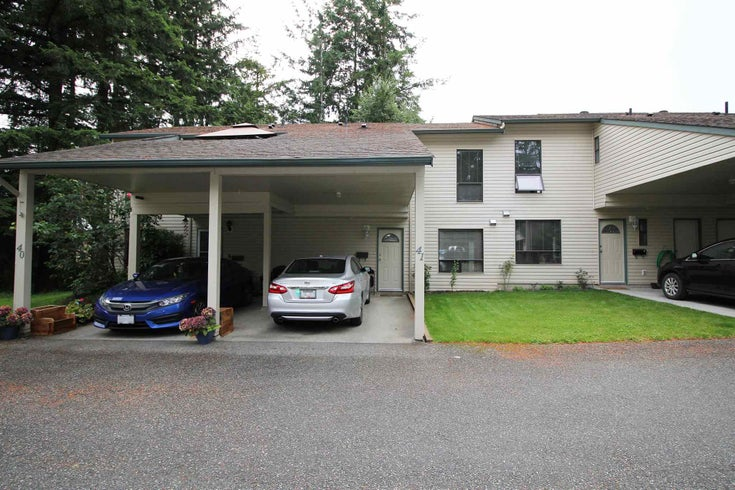 41 32310 MOUAT DRIVE - Abbotsford West Townhouse for sale, 3 Bedrooms (R2604336)
