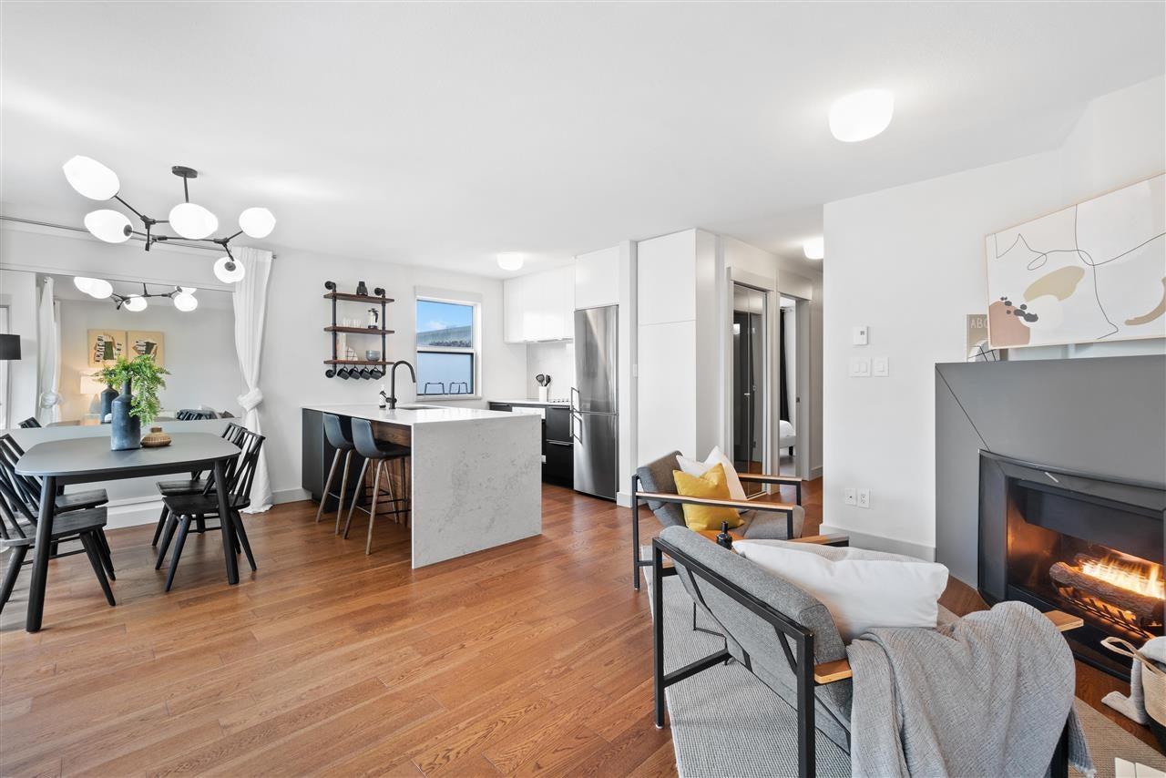 403 985 W 10TH AVENUE - Fairview VW Apartment/Condo for sale, 1 Bedroom (R2604376) - #1
