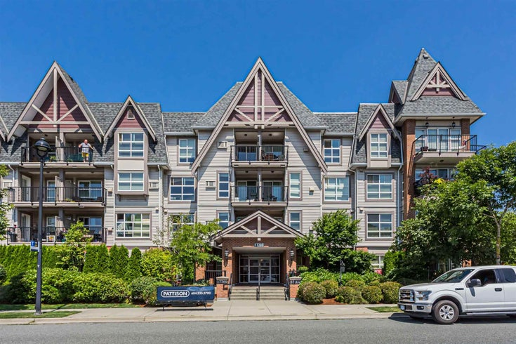 320 17769 57 AVENUE - Cloverdale BC Apartment/Condo for sale, 2 Bedrooms (R2604381)