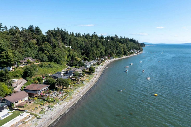 456 TSAWWASSEN BEACH ROAD - English Bluff House/Single Family for sale, 2 Bedrooms (R2604404)