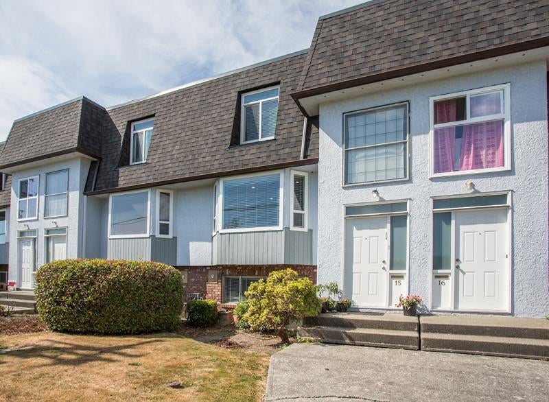 15 8311 STEVESTON HIGHWAY - South Arm Townhouse for sale, 4 Bedrooms (R2604430)