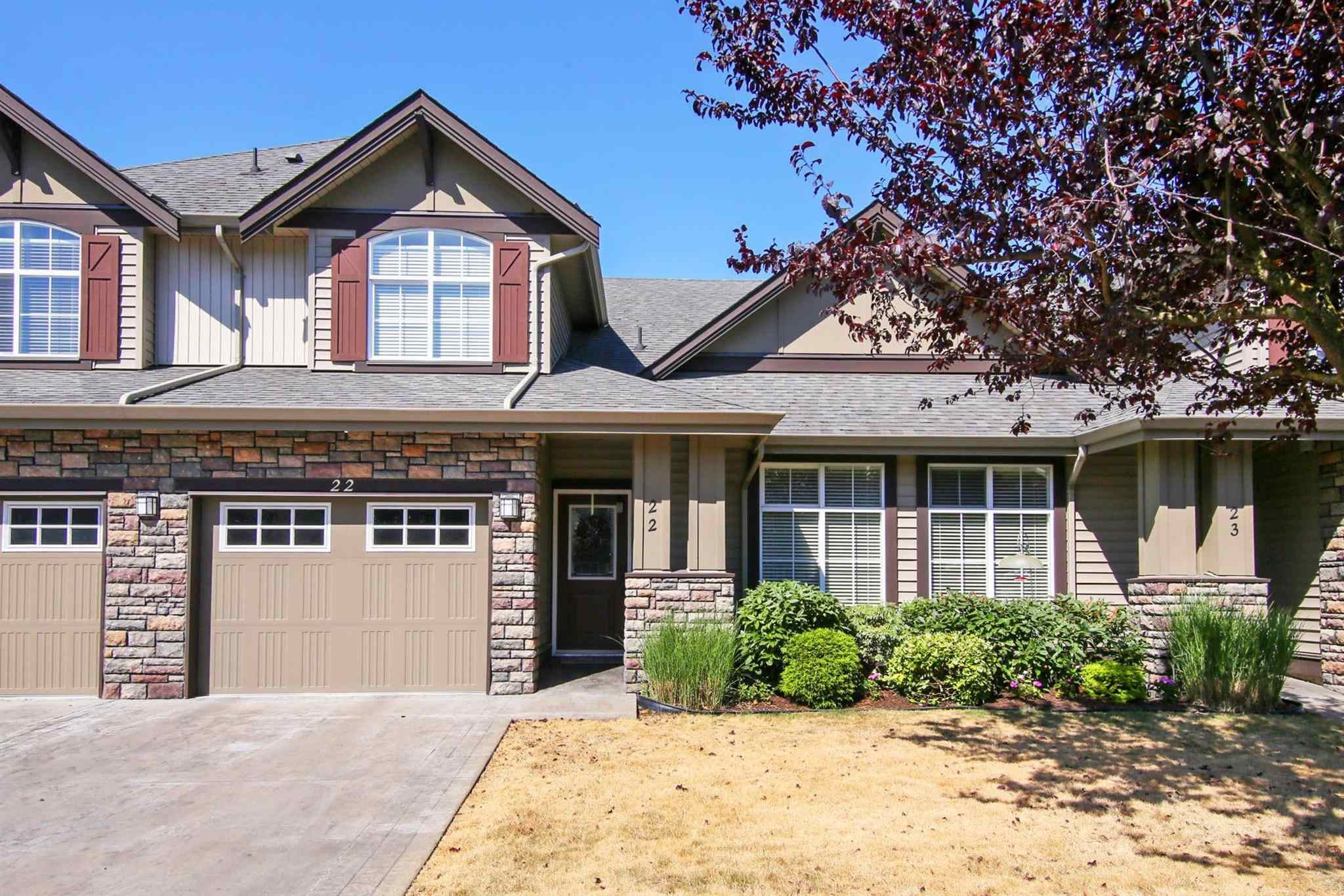 22 6577 SOUTHDOWNE PLACE - Sardis East Vedder Rd Townhouse for sale, 3 Bedrooms (R2604431) - #1