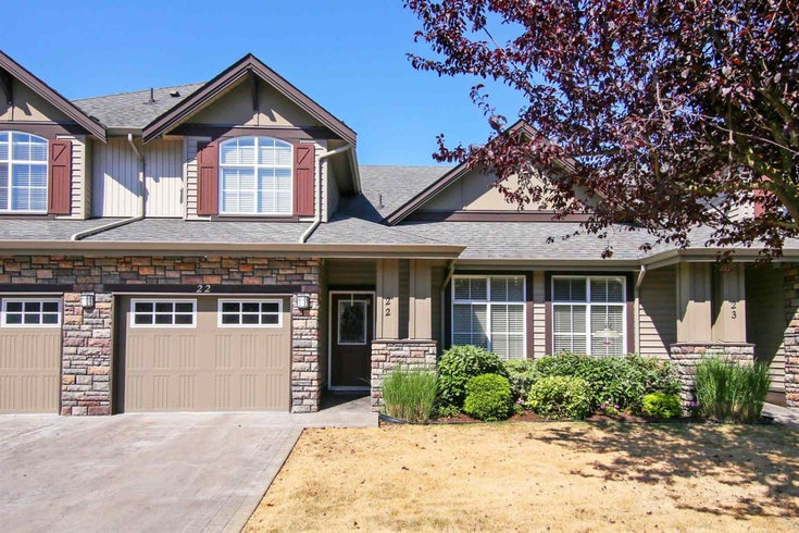 22 6577 SOUTHDOWNE PLACE - Sardis East Vedder Rd Townhouse for sale, 3 Bedrooms (R2604431)