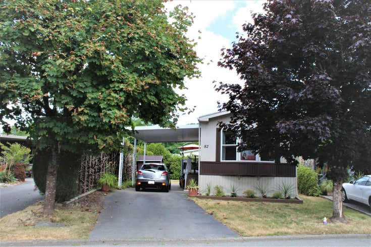 82 145 KING EDWARD STREET - Maillardville Manufactured for sale, 2 Bedrooms (R2604448)