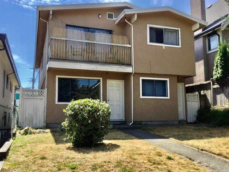 1320 1316 E 13TH AVENUE - Grandview Woodland House/Single Family for sale, 6 Bedrooms (R2604462)