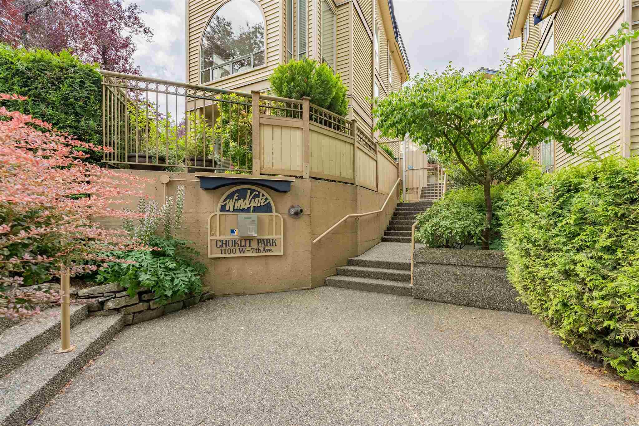 202 1100 W 7TH AVENUE - Fairview VW Apartment/Condo for sale, 1 Bedroom (R2604490) - #1