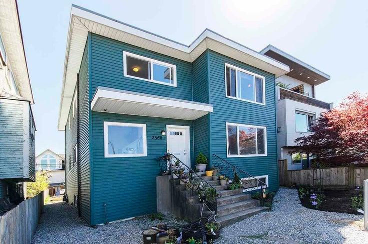 2350 CLARK DRIVE - Grandview Woodland Duplex for sale, 4 Bedrooms (R2604496)