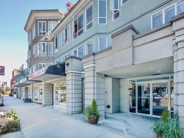 408 3440 W BROADWAY STREET - Kitsilano Apartment/Condo for sale, 1 Bedroom (R2604515)