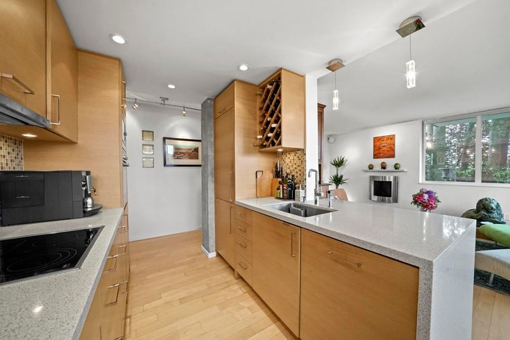 603 2055 PENDRELL STREET - West End VW Apartment/Condo for sale, 2 Bedrooms (R2604516)