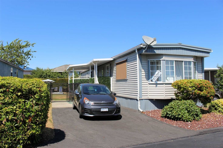 73 8254 134 STREET - Queen Mary Park Surrey Manufactured for sale, 2 Bedrooms (R2604520)