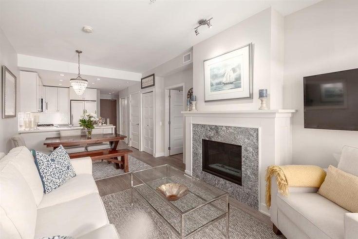 219 6168 LONDON ROAD - Steveston South Apartment/Condo for sale, 1 Bedroom (R2604521)