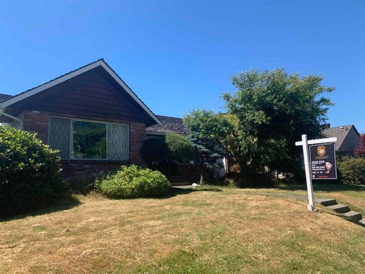 6091 WILLOW STREET - Oakridge VW House/Single Family for sale, 3 Bedrooms (R2604557)